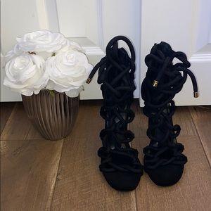 Wild Pair Lace Up Sandals